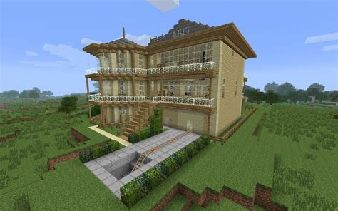 Best Minecraft House Blueprints Minecraft Minecraft Villa Seeds Minecraft Minecraft
