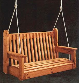 free porch swing plans porch swing free woodworking project plans