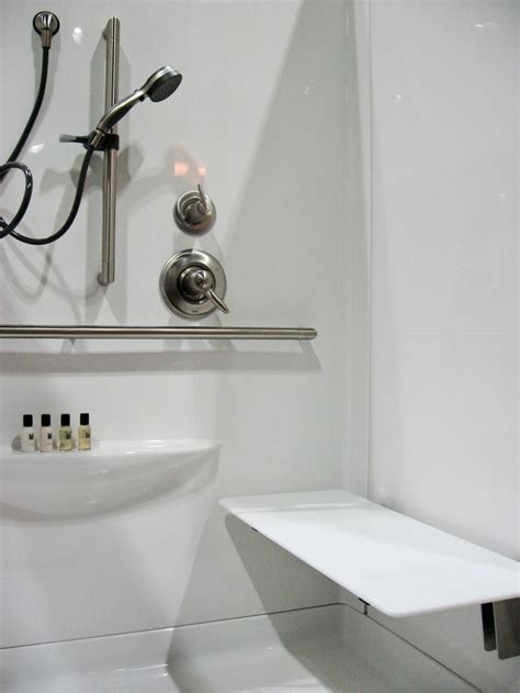 Acrylic Grab Bars For Shower by Pin By Devc On Ides 351 Bathroom