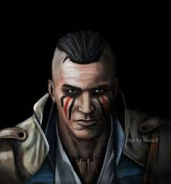 hoods haircutgame connor assassins creed 3 by sessav on deviantart