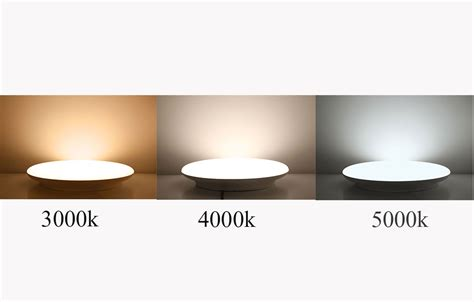 3000k color temperature what is the best color temperature for office upshine
