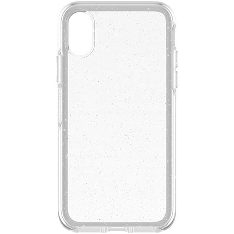 Otterbox Symmetry Clear Iphone X Clear Otterbox Symmetry Clear Iphone X Stardust Themobilestore