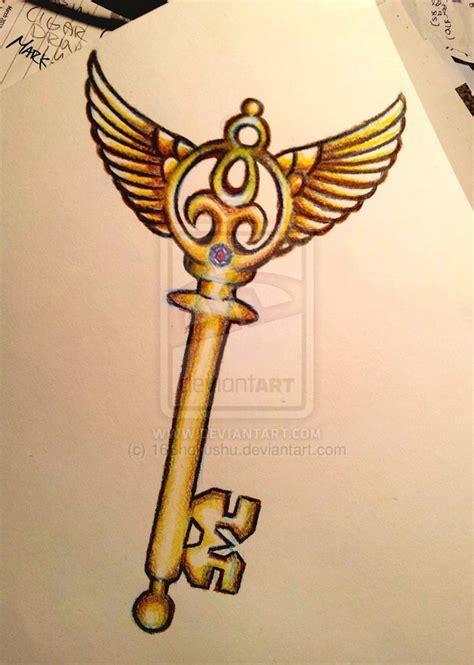 rose and key tattoo meaning winged skeleton key design sketch on deviantart