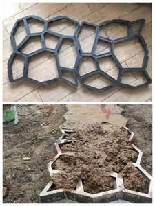 new desgin style plastic pathway concrete moulds buy