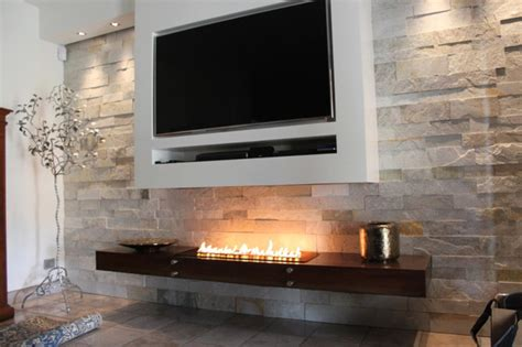 Ribbon Fireplaces by Luxury Ribbon Fireplaces And Design Bio Fires In Most