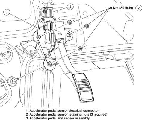 2002 ford f 150 throttle position sensor moreover cadillac deville throttle position sensor location 2005 ford mustang get