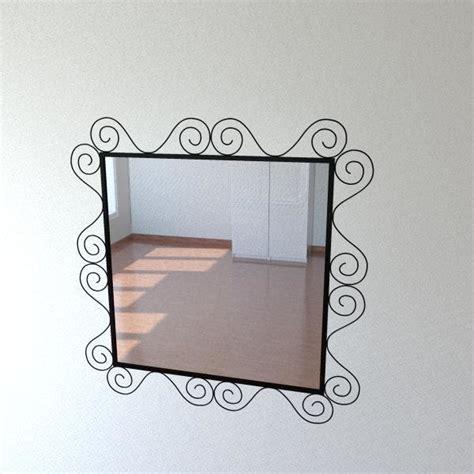 max ikea frack mirror 3ds max mirror ikea