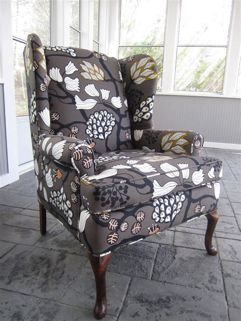 armchair mystic accent chair mystic forest by urbanmotifs on etsy 485 00
