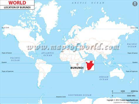 burundi world map where is burundi location of burundi