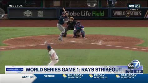 world series game