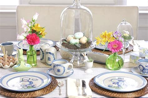 easter entertaining celebrations at home
