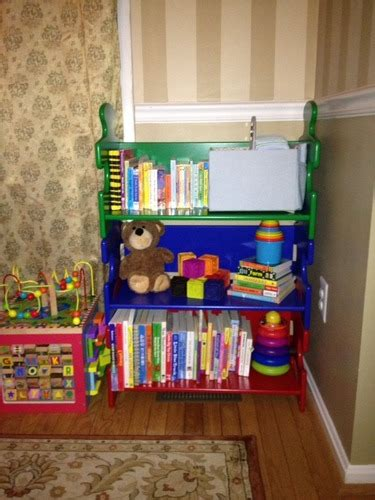 Puzzle Book Shelf by Kidkraft Puzzle Book Shelf Primary Toys