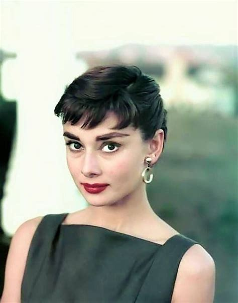 Hepburn S Detox by 25 Best Hepburn Hairstyles Ideas On