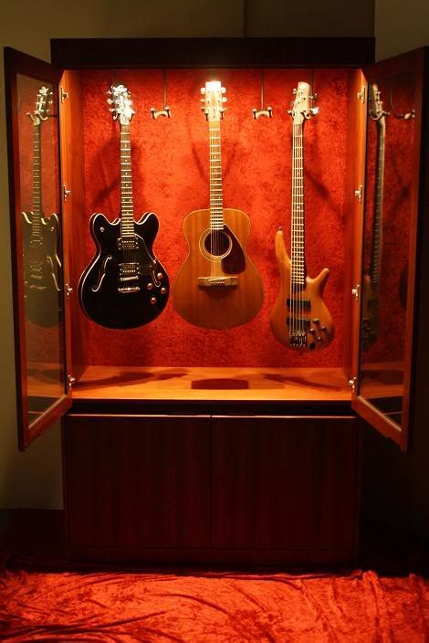 Awesome Custom Guitar Cabinets #2 Custom Guitar Display