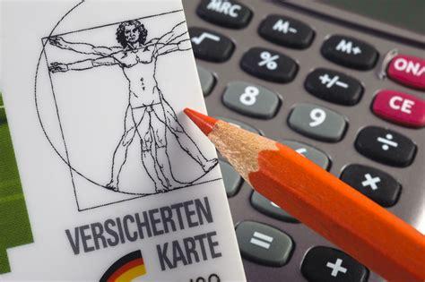 Motorradversicherung Nach Leistung by Leistungen Der Krankenversicherung Nach K 252 Ndigung Finanztip