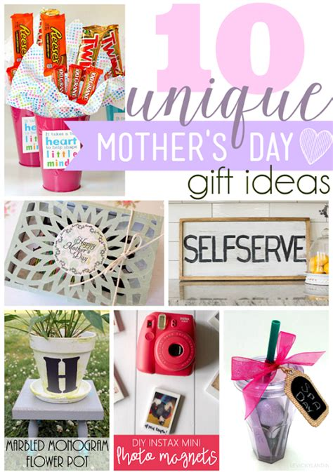 9 unique mother s day gift ideas thou swell ginger snap crafts 10 unique mother s day gift ideas