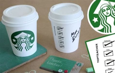 Printable Starbucks Gift Card - teacher appreciation gift cards