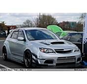 Silver WRX STI Hatchback  BenLevycom