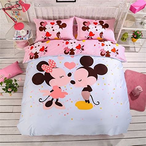 Mickey And Minnie Bedding by Disney Discovery Assorted Sizes Of Mickey And