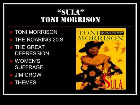 themes in the new jim crow writing reality in fiction toni morrison s song of solomon