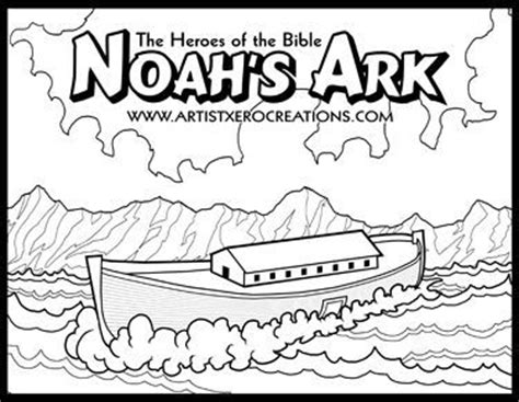 bible verse with noah and the ark coloring pages the heroes of the bible coloring pages noah s ark