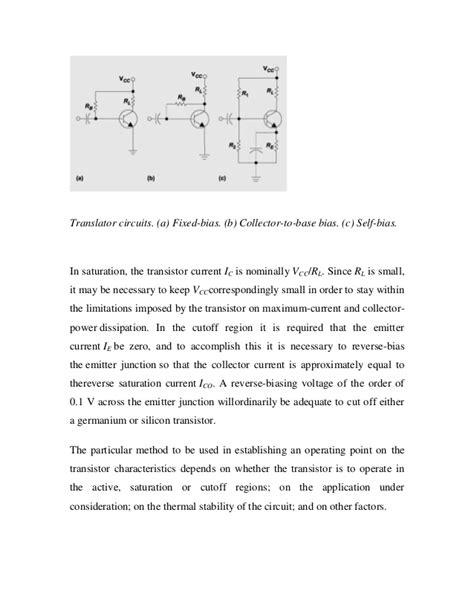 electron transistor ppt germanium transistor thermal runaway 28 images solid state electronics ppt transistor