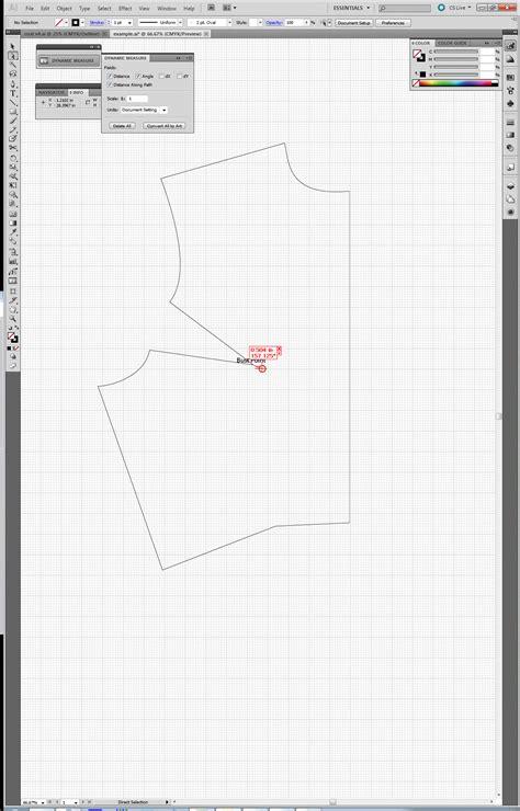 flat pattern drawing nx using adobe illustrator for flat pattern drafting tien chiu