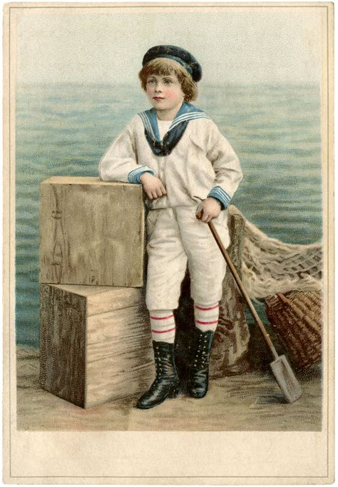 Sailor Boy beautiful vintage sailor boy image the graphics