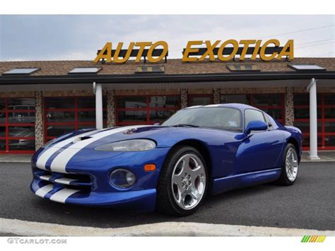 dodge viper blue paint code images