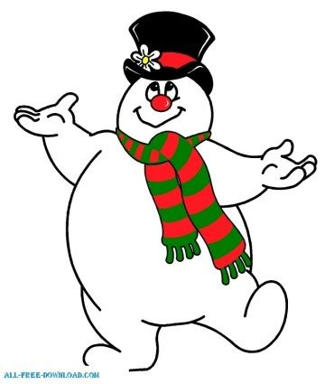 frosty the snowman clipart frosty clip clipart panda free clipart images