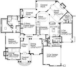 Two Story House Plans With Master On Floor Architectural Designs