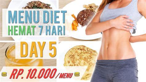 detikhealth diet 7 hari menu diet 7 hari turun berat badan hemat mudah cocok