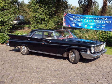Chrysler Saratoga by Chrysler Saratoga 1961