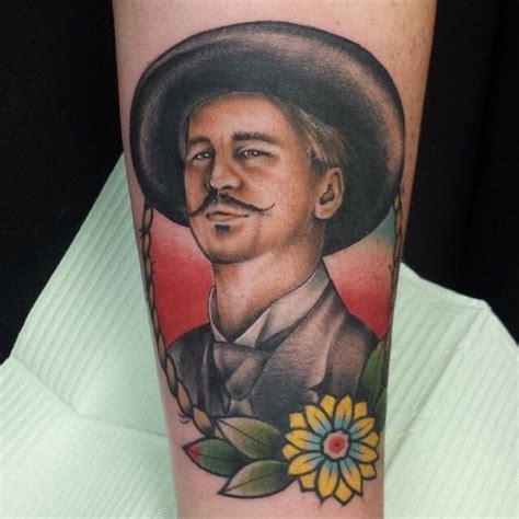 doc tattoo doc tombstone val kilmer