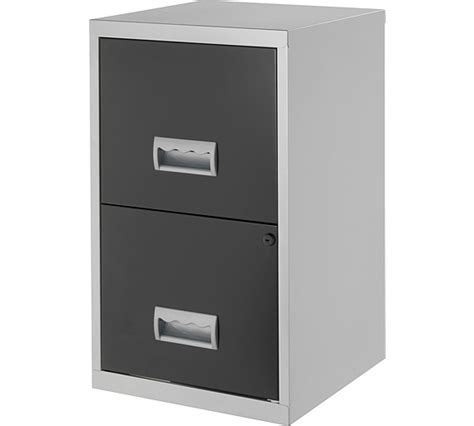 Argos Filing Cabinet Buy Metal 2 Drawer Filing Cabinet Silver And Black At Argos Co Uk Your Shop For