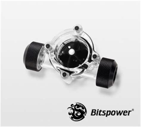 Bitspower Flow Indicator Bp Fi Clbkmbk bitspower flow sensor matte black bp fs clbkmbk pc gear