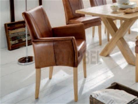 lederstühle esszimmer niehoff stuhl rustica mit oder ohne armlehne g 252 nstig