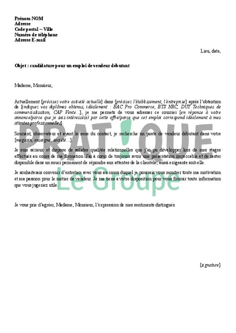 Lettre De Motivation Vendeuse En Pharmacie Gratuite Lettre De Motivation Vendeuse En Bijouterie
