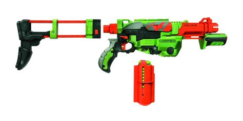 amazon nerf guns amazon com nerf vortex praxis blaster toys games