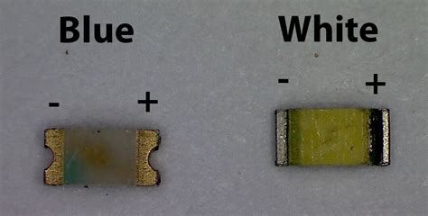 smd resistor polarity one square inch of goodness build it the custom