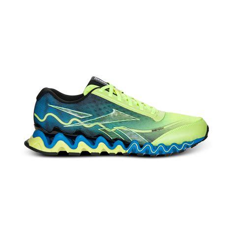 s reebok sneakers reebok zig ultra sneakers in yellow for lyst