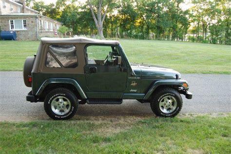 2002 Jeep Wrangler Mpg 2002 Jeep Wrangler 4wd 2dr Suv In Chantilly Va
