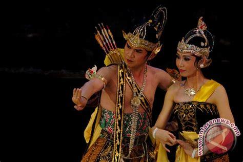 Kaos Wayang Ramayana jogja logica sendratari ramayana