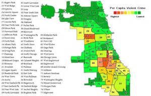 Crime Map Chicago by Chicago Crime Blog All The Statistics You Don T Want To Be