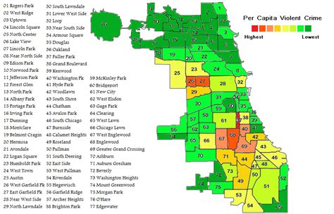 chicago violence map maps chicago crime