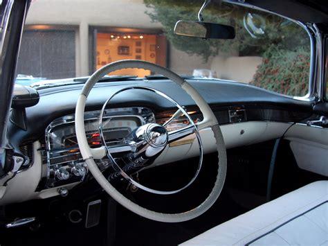 Original Interiors 1955 Cadillac Eldorado 6267sx Convertible Luxury Retro