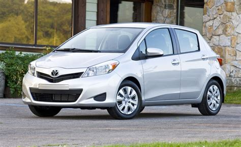Toyota Of America Toyota S Yaris Now Coming From