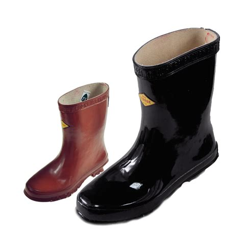 high voltage rubber boots 25kv high voltage insulating boots rainboots electric