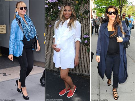 celebrity pregnancy style get these iconic celebrity pregnancy styles irl parents