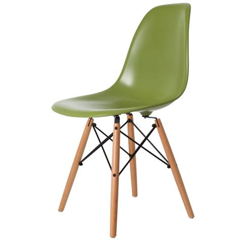 charles eames dining chair ddsw glossy design dining chair